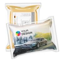 CarKoser® 2in1 Premium Scheibenschwamm Kissenform glatt | einzeln Folienverpackung