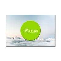 Display-Cleaner Werbeartikel  mit Logo bedrucken lassen : Display-Cleaner 35 mm Durchmesser | PU