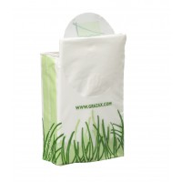 Mini-Taschentücher im Flexodruck