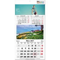 "3-Monats-Kalender ""Classic-Bildplaner"""