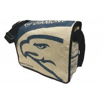 Fair trade Schultertasche Combodia Eagle