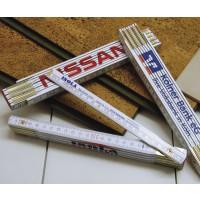 Holz-Gliedermaßstab 2m G4