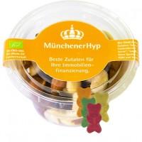 Bio Gummibärchen ohne Gelatine (vegan), ca. 40g, Öko-Becher Mini