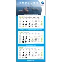 """3-Monats-Kalender """"Green3maxi"""""""