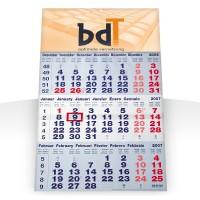 3-Monats-Kalender als Werbeartikel
