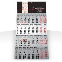4-Monats-Kalender als Werbeartikel