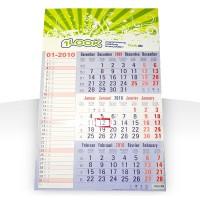 Memo-Kalender als Werbeartikel