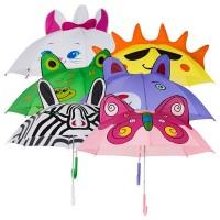 Kinder-Regenschirm 3D