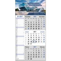 "3-Monats-Kalender ""TrioPlus"""