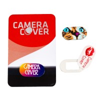 Camera Cover oval 30 x 15 mm