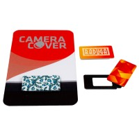 Camera Cover 30 x 15 mm | Schwarz