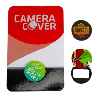 Camera Cover rund Durchmesser 20 mm