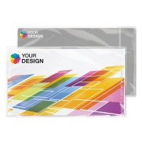 LapKoser® 3in1 Notebookpad 28x16 cm | Einlegekarte Individuell