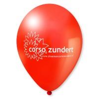 Luftballon mit Druck | groß
