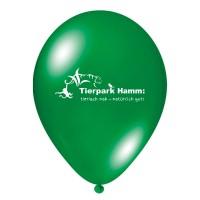 Kristall-Luftballon mit Druck | mittel
