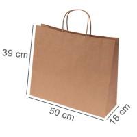 Express-Papiertasche | 50 x 18 x 39 cm
