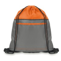 Zugbeutel-Rucksack mit Fronttasche yourChoice