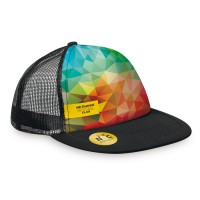 5 Panel Trucker-Cap VISOR yourChoice
