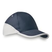 Zweifarbige 5 Panel Baseball-Cap yourChoice