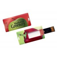 Express-USB-Karte Mini als Werbeartikel