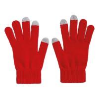 Touchscreen-Handschuhe TACTO | Rot