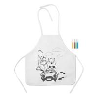 Kochschürze für Kinder PAINT&COOK