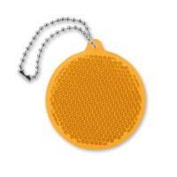 Runder Reflektor Catcho | Orange
