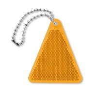 Dreieckiger Reflektor Catcht | Orange