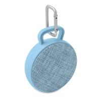 Bluetooth Lautsprecher rund Roll | Blau