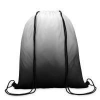 Weitere Ansicht Beutel mit Kordelzug FADE BAG | Grau
