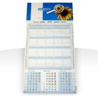 Orga-Kalender als Werbeartikel