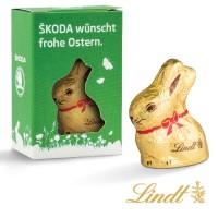 Oster-Box Lindt Osterhase | Digitaldruck
