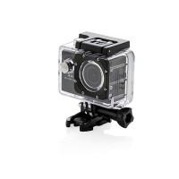 4k Action-Kamera, schwarz