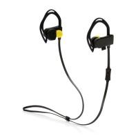 Wireless Kopfhörer mit Herzschlagmessung und Schrittzähler