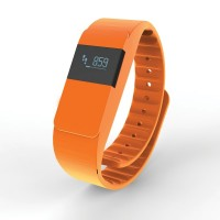 Activity-Tracker Keep Fit, orange