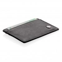 RFID Anti-Skimming Kartenhalter, schwarz