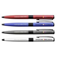 Aluminium Kugelschreiber Paris als Werbeartikel