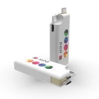 Mini-Powerbank Schlüsselbund