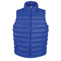 Ice Bird Padded Gilet | Royalblau