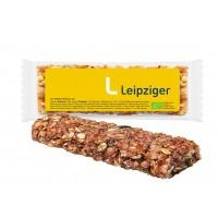 Bio Müsliriegel Multikorn-Himbeere, ca. 30g, Express Flowpack mit Etikett