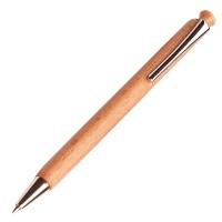 Zertifizierter Kugelschreiber 'Cone Line' mit Großraummine | 4-farbiger Logodruck