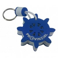 Schaumstoff-Schlüsselanhänger