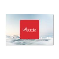 Display-Cleaner Werbeartikel  mit Logo bedrucken lassen : Budget-Cleaner 35x35 mm | Silikon