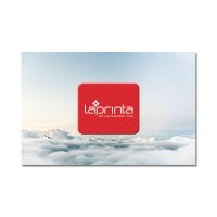 Display-Cleaner Werbeartikel  mit Logo bedrucken lassen : Budget-Cleaner 30x25 mm | Silikon