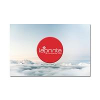Display-Cleaner Werbeartikel  mit Logo bedrucken lassen : Budget-Cleaner 28 mm Durchmesser | Silikon