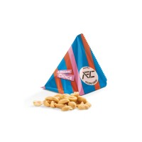 Snack Tetraeder Erdnüsse