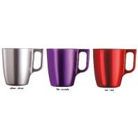Glas-Kaffeebecher-Flashy 25 cl