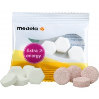 Bio Acerola-Kirsch-Drops mit Vitamin C, ca. 5g | Mini-Tüte
