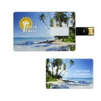 USB-Karte Scheck 3.0 als Werbeartikel