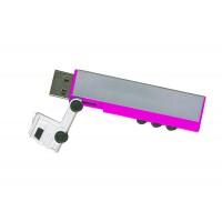"USB-Stick LKW ""Aluminium"" in jeder Farbe"